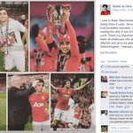 Rafael da Silva has written an open letter to Manchester Utd fans on Instagram before his move to Lyon. (Source: RdS) http://t.co/4M21Lc4Fd6