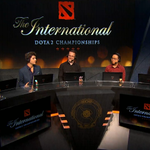 The Best Desk in the eSports @Dota2 #Ti5 http://t.co/jcDbjOy6qV