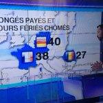 #LesVacancesCestLoccasionDe découvrir que le pays dEurope où lon travaille le moins est... lAllemagne !!! ???????? http://t.co/GyB74MVcD6