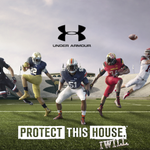 "Notre Dame, Auburn, Utah, Maryland, Cincinnati Unveil New ""Armourgrid"" Jersey http://t.co/HMTYzMcS7w"