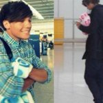 REMEMBER THIS? BRIANNA AND LOUIS HAVING REALLY CUTE MATCHING BLANKETS?! #OhWaitItWasHarry ???? http://t.co/kXE6KE7Ler