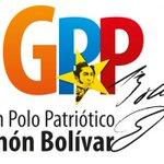 Ahora estaré en acto de la Unión Perfecta del GranPolo Patriótico Simón Bolívar rumbo a la Victoria Admirable de Dic. http://t.co/5QkLy1GsW6