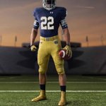 STRONGER, LIGHTER & VIRTUALLY UNGRABBABLE. The new 2015 #NDFB jersey powered with #ARMOURGRID technology. http://t.co/DcMA5y5WSn