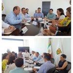 Reunión con Directoras de Centros de Integración Juvenil de #Torreón, #Saltillo y #PiedrasNegras @PURONJOHNSTON http://t.co/z0GobmoEQM