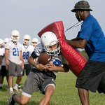 PHOTOS: Welcome to the first day of football practice at Wellington! http://t.co/ezZ2RCq8yn http://t.co/cFySy6OdU8