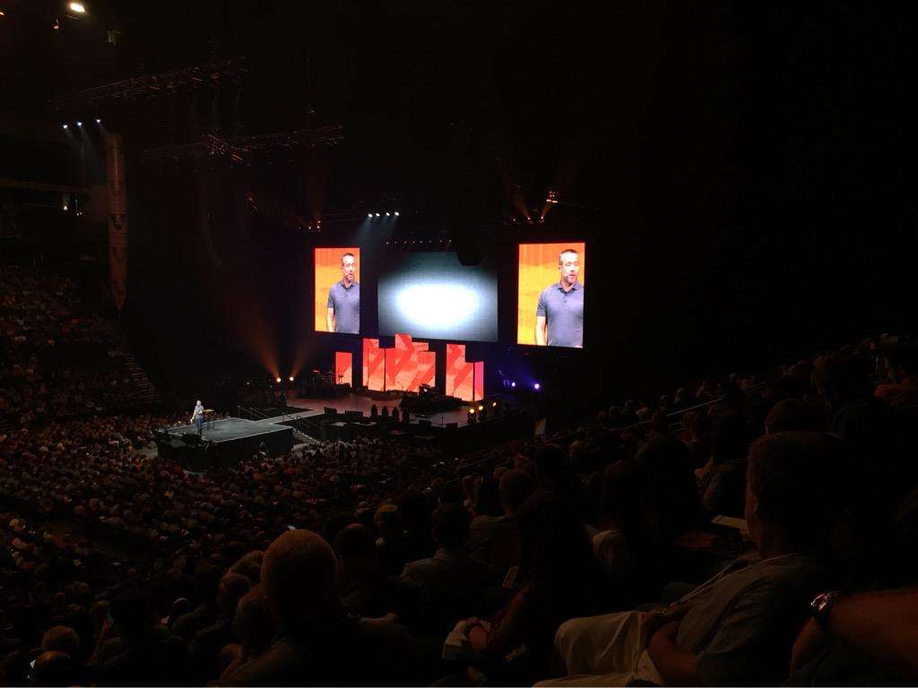 How dare we, as pastors, compete for the  attention that should only go to Christ! @jdgreear  #send2015 http://t.co/rNg8ygxQUl