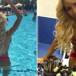 Jhenny Andrade almost stole the show from Ronda Rousey at UFC 190 and its easy to see why... http://t.co/bEVQApUUTs http://t.co/ABIL4pI5PN