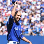 Must feel pretty good to fan 11 in your @bluejays debut. We're certainly pleased. http://t.co/JZDhr55c5D