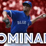 David Price throws a gem in his Blue Jays debut, going 8 IP, with 11 K, 3 H, and 1 ER. Jays win, 5-1.