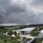 Cool shot of the storms in Boynton Beach, FL from the @CBS12 @WeatherBug camera. http://t.co/mE0MfkVbPS