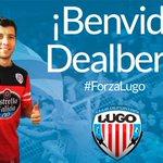 #BenvidoDealbert #ForzaLugo http://t.co/tn7iP2GrAa