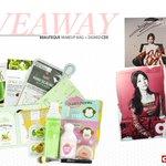[Winner Update] Giveaway: Win Beauteque BB Mask bag + Autographed Girls Day albums http://t.co/7jmt3TGmQl http://t.co/ZerNd7bX6y