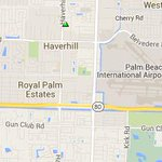 Outages: 500-2000 customers without electricity near Jog Road and Southern Blvd. per @insideFPL http://t.co/NjPx8o6Ix5