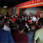 .@JustinTrudeau took questions from the media and then the crowd in #Calgary w @MattAGrant #elxn42 #cdnpoli http://t.co/mLp4q1I6Fb
