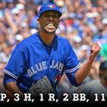 Yeah, the @BlueJays got their ace. http://t.co/oYVF6mKA5W #LightsOut http://t.co/476yrzajWM