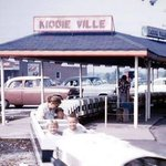 I would rather drive one of those beautiful cars from the 50s! Kiddie Ville / Niles , IL. (1953-1966) #Chicago http://t.co/YgCm7pcwcH