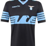Lazios new away kit! http://t.co/iAiO6sOE8n