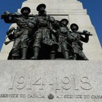 """NEW: Man charged after allegedly """"fornicating"""" with National War Memorial statue: http://t.co/ZakL4xlUGy #ottnews http://t.co/AEpJ79ds0m"""