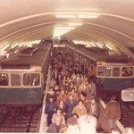 1980 - Metro #Barcelona - #LaSagrera cc: @bcndesapareguda @transportpublic #mobilitat #urbanisme http://t.co/4E00fFqIZx