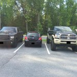 My Nissan Versa in the Ravens parking lot. http://t.co/Bbqy8JircL