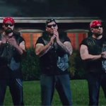 BUT WAIT IS THAT 5SOS SECURITY ?!? #SHESKINDAHOTMUSICVIDEO #MTVHottest 5SOS http://t.co/CJGXp6iiMP