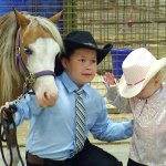 Boys love for horses has now brought him into the show arena @SiouxEmpireFair. @KELOHolsen has the story at 5. http://t.co/hy1sHYdYL3