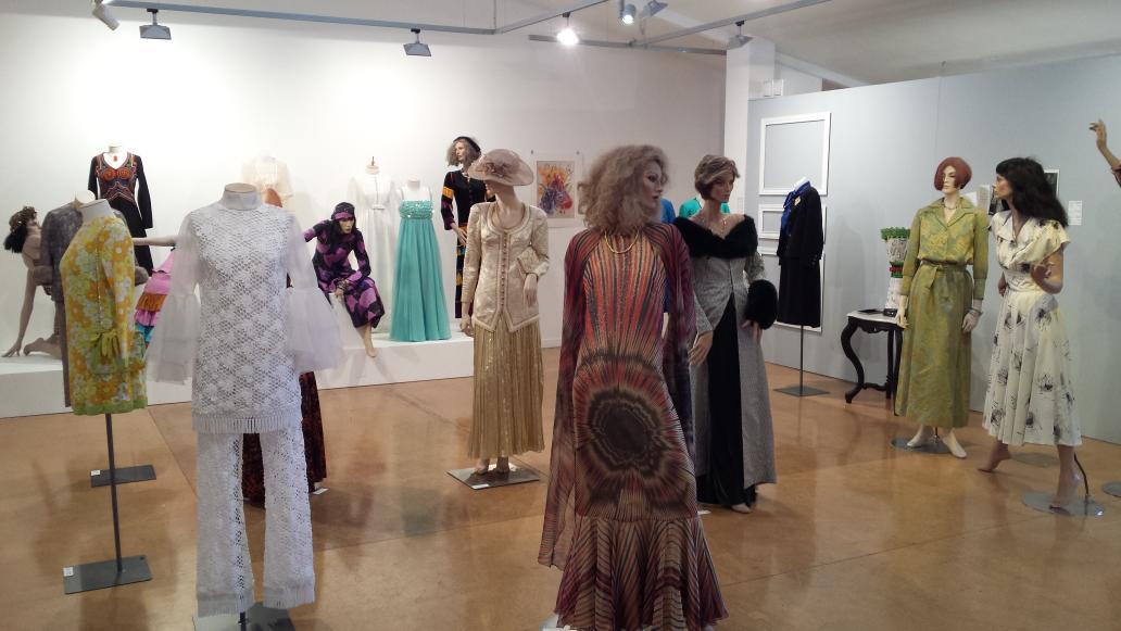 Great clothing exhibition at Waiheke Art Gallery. #waiheke. http://t.co/dd7BaaqJb4