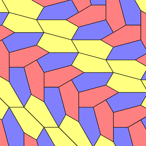 New pentagonal tiling discovered http://t.co/CTvr9P4tFV http://t.co/e8E1LkvxwV
