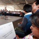 En @SEDESOL_mx trabajamos para que familias oaxaqueñas tengan sus propios proyectos productivos para salir adelante http://t.co/601oVD3psP
