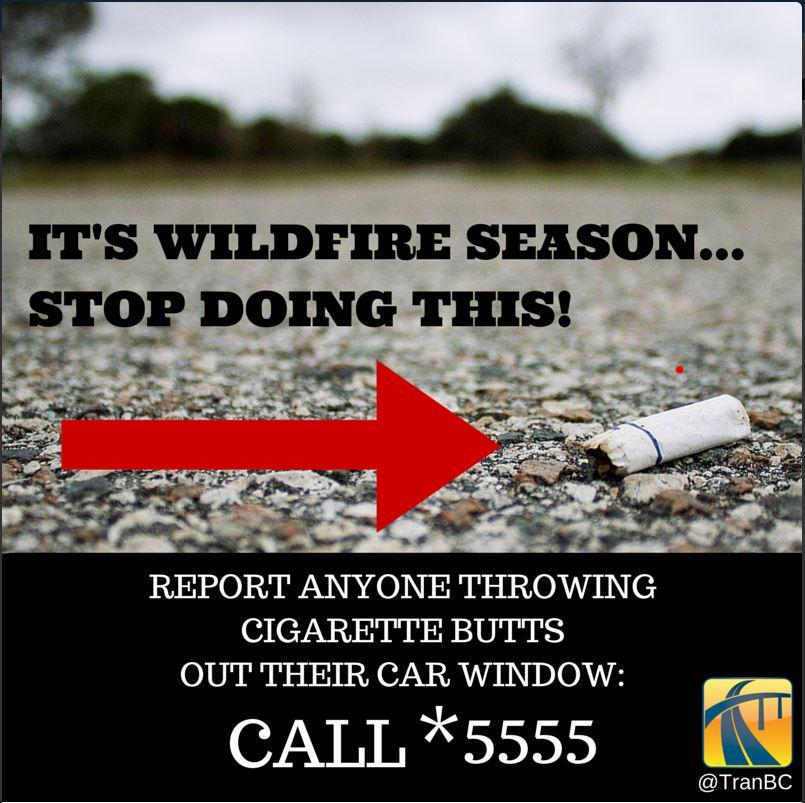 STOP Doing this. START Reporting It. Via @TranBC #bcwildfire http://t.co/eQVJgeBWaz