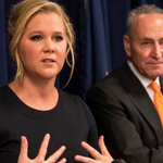 Amy Schumer joins her cousin Senator Charles Schumer in calling for stricter gun control: http://t.co/lyzyaEmc89 http://t.co/8RzXpCYejM