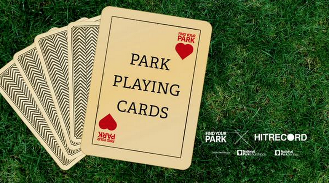 RT @hitRECord  Come work w/ us on a set of playing cards inspired by U.S. Nat'l Parks - http://t.co/fTcC4w8nWP http://t.co/tm1faqqrfO