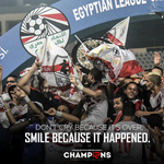 Dont cry because its over, smile because it happened. #CHAMP12NS http://t.co/IFyW8yKJdf