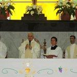 Santuario del Santo Cristo 04 y 05 de Agosto Horario de Misas: 8 y 11 de la mañana y por la tarde a las 5 http://t.co/PsFVIRS3it