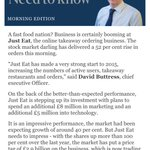 Todays morning email: Just Eat, RBS, Glencore. Mkts and paper review. Sign up @TimesBusiness http://t.co/cwAWQoutFY