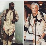 Drake is a goat, this outfit he wore at #OVOFest is from GHOSTBUSTERS ???????????????????????? Im done ????????... http://t.co/uz0eDtTrdS