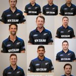 Our @BLACKCAPS XI tonight for #ZIMvNZ ODI 2. Livescoring: http://t.co/1M7XvyUweq ^MB http://t.co/L2flaw2b0n