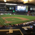 "This seventh-inning stretch brought to you by ""Holy *$%^ they're losing to San Diego, 13-3!"" #Brewers http://t.co/JbjnmV5vCE"