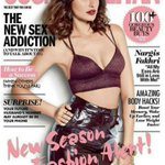RT @Bazinga_Ent: Now that's hawwwwt!!! Checkout the stunning @NargisFakhri on the August cover of @CosmoIndia http://t.co/vJZxkpWmfI