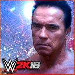 #WWE2K16 @Schwarzenegger @2k @WWE @WWEGames http://t.co/zUFK8ypXVy http://t.co/vCtYAMST5e
