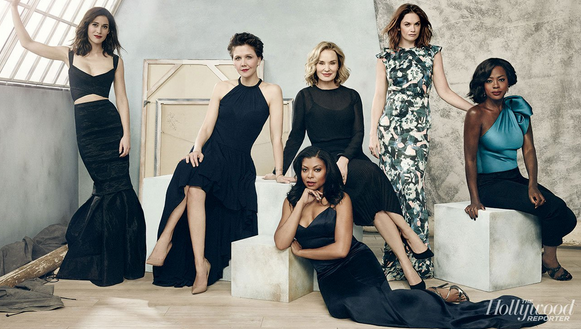 Watch THR's full, candid DramaActressRT w/ Jessica Lange, Lizzy Caplan, Ruth Wilson, + more