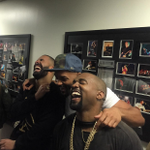Drake, Will Smith, and Kanye West 🙏🙏🙏 http://t.co/SHPbBNeBRo #OVOFest http://t.co/tCwSlN6j8Y