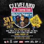 Yo Cleveland! Aug 22nd! We live from the Park n Lot!   1st 1000 tickets will be sold for $19.00 http://t.co/mYizxSb3oX