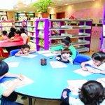"""بلدية أبوظبي تطلق فعاليات """"الصيف في مكتباتنا غير"""" http://t.co/zPbF5y5Oas http://t.co/WG0HKliwTd"""