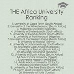 Uniport??? 👀 @khayadlanga Africas top universities ranked http://t.co/1qRgX7h8pz
