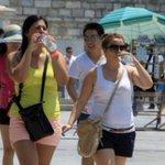 SOS: Πάνω από 40 και σήμερα η θερμοκρασία #Cyprus  http://t.co/V6JKHdPG1t @sfairika @MarilenaEvan @ch_stavrides http://t.co/jvRmbczUqQ