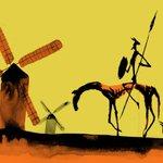#EstoyConGanasDe dar un buen empujón al Quijote este verano. #ytuquelees este verano? http://t.co/QuazTOoexP