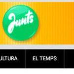 Curiós semblant entre els logotips de la nova campanya publicitària de TV3 i la de @JuntsPelSi. http://t.co/F4sm3ooLUH