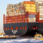 Groeiende zorgen over steeds grotere schepen. Rotterdamse haven wil overleg over filemonsters http://t.co/GPA46RAG43 http://t.co/8rDIDgpa3v