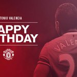 ManUtd Title http://t.co/noXfa3Otw8 RT ManUtd: Happy birthday, Anto_V25! http://t.co/QD6tMyG5zp